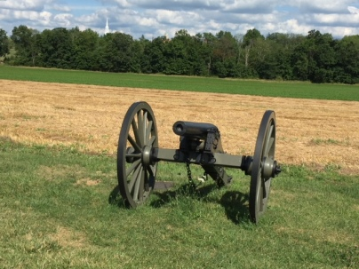 GettysburgParkCannon