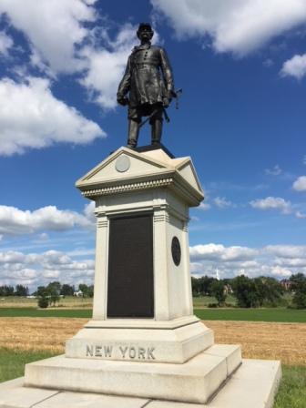 GettysburgParkNewYorkMonument