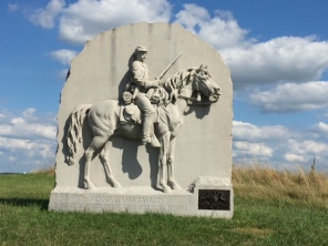 GettysburgParkPAMonument