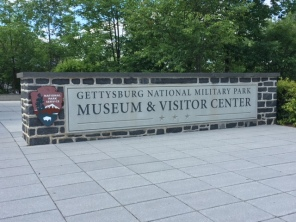 GettysburgParkSign